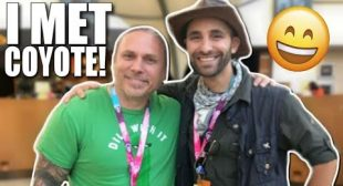 COYOTE PETERSON **Brave Wildnerness** Collab COMING? BABY SNAKES!! | BRIAN BARCZYK