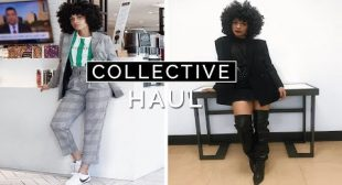 I'VE BEEN DOING THE MOST! || Collective Haul FASHION & BEAUTY!