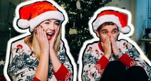 Reacting To Our Old Christmas Plays | Zoella