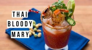 Thai-Style Spicy Bloody Mary