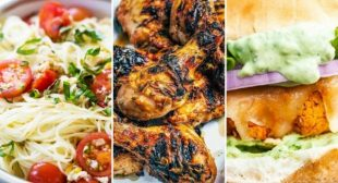 Meal Plan for July Week 2