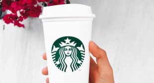 Starbucks & McDonald's Are Joining Forces To Reimagine The To-Go Cup