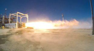 Virgin Orbit rocket tests