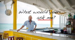 What would you ask me?