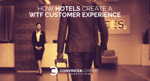 How Hotels Create a WTF Customer Experience