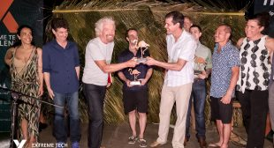 Reopening Necker Island with the Extreme Tech Challenge