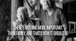 There's nothing more important than family