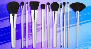 15 Stylish, Top-Rated Makeup Brush Sets Under $30