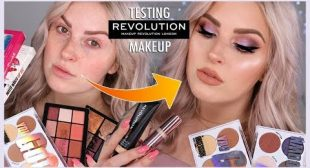 FULL FACE of Makeup Revolution! 👀🤔 CHEAP and AFFORDABLE!