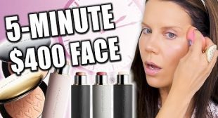 THE 5 MINUTE $400 FACE