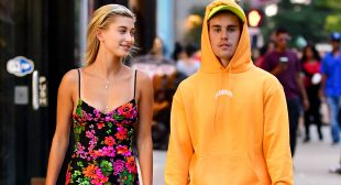 The White Dress Hailey Baldwin Wore for Her Court Wedding with Justin Bieber