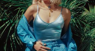 Zara Larsson Dyed Her Hair White, and We Barely Recognize Her