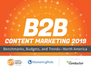 2019 B2B Content Marketing Research: It Pays to Put Audience First