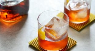 Fall-Spiced Old Fashioned Cocktail