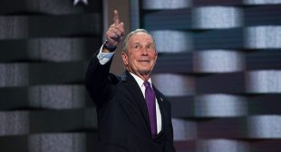Michael Bloomberg Hired Droga5 to Make Ads Promoting Democratic Party Candidates in This Year's Midterms