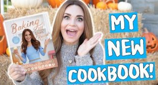 MY NEW COOKBOOK! Sneak Peak + BIG Announcement!!