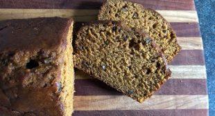 Pumpkin Bread – You Suck at Cooking (episode 81)