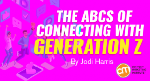 The ABCs of Connecting With Generation Z