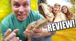 THE IRWINS (Animal Planets) In-depth REVIEW!! PREMIER AT REPTILE ZOO!!   BRIAN BARCZYK