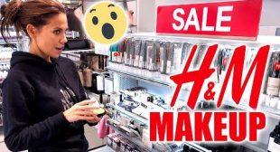 $1 H&M MAKEUP … THAT'S ACTUALLY GOOD!