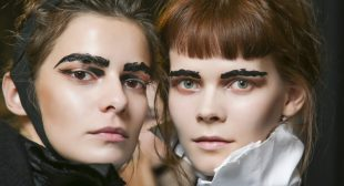 25 Avant-Garde Looks That Could Completely Transform Your Brow Game