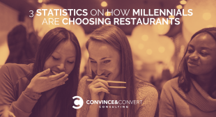 3 Statistics on How Millennials Are Choosing Restaurants
