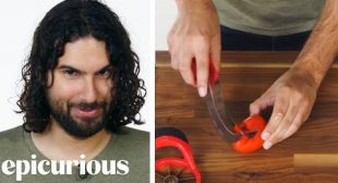 50 People Try to Peel a Tomato | Epicurious