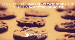 A Great Viral Marketing Case Study and Why it is not a Word of Mouth Strategy