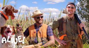 Brad Goes Pheasant Hunting | It's Alive | Bon Appétit