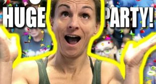 CANT BELIEVE SHE DID THIS!! HUGE PARTY AT THE REPTILE ZOO!!! | BRIAN BARCZYK