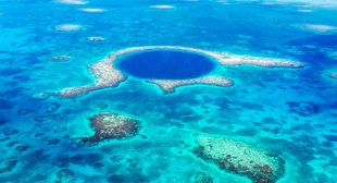 Diving the Belize Blue Hole