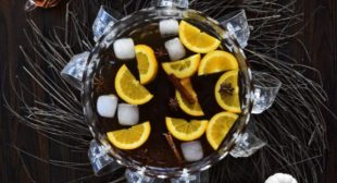 Give Your Thanksgiving a Winter Punch!