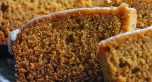Pumpkin Beer Bread