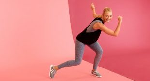Shake Out Stiff Legs With This Dance Move You Can Do Anytime, Anywhere
