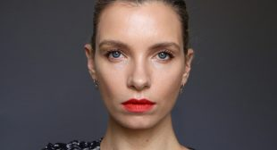 The Classic Red Lip: A New Way To Wear It