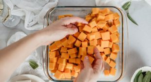 This Roasted Pumpkin Has A Gut-Healing Secret Ingredient