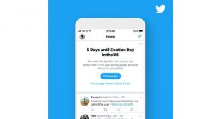 Twitter Starts Spreading the Word About the 2018 U.S. Midterm Election