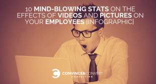 10 Mind-Blowing Statistics on the Effects of Videos and Pictures on Your Employees [infographic]