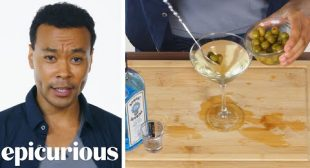 50 People Try to Make a Martini | Epicurious