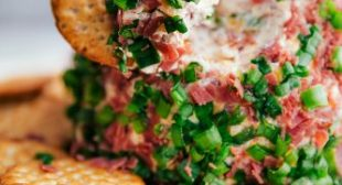 Easy Chipped Beef Cheese Ball