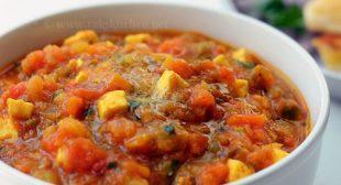 Paneer pav bhaji recipe, pav bhaji with paneer