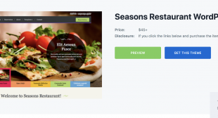 The 15 Best Restaurant WordPress Themes in 2019