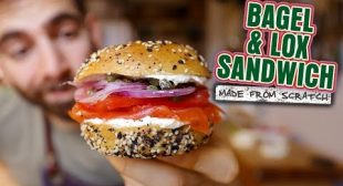 The Bagel Sandwich that New York City Created