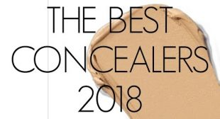 THE BEST CONCEALERS 2018