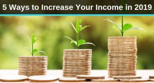 5 Ways to Increase Your Income in 2019