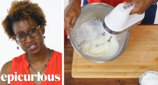 50 People Try to Make Whipped Cream   Epicurious