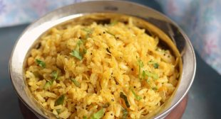 Cabbage rice recipe, easy cabbage rice