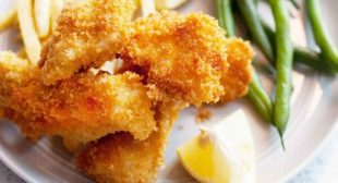 Crispy Panko Fish Sticks