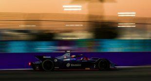 Envision Virgin Racing gearing up for Santiago E-Prix