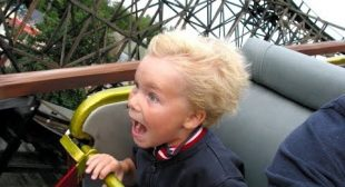 """Having fun"" in AMUSEMENT PARK – When ADRENALIN kicks in! Check out and LAUGH :)"